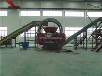 best quality of tyre recycling machine for 25-30mech powder