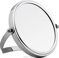 Trade assurance metal standing acrylic centerpiece mirror
