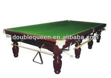 billiard table,snooker table with 8pcs legs