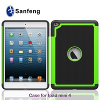 Book Cell Phone Cover for iPad Mini 4 Protective Case Shell