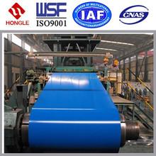 Blue ppgi sheets