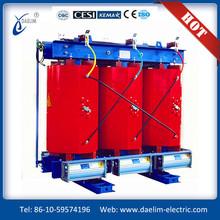 Top 10 SC (B) type 38.5kv 650kva 60hz Cast Resin Dry type Transformer