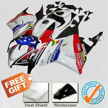ABS plastic Injection 12 cbr600rr fairings