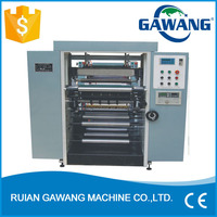 High Accuracy Tax Paper Innitial Roll Rewinders Machinery