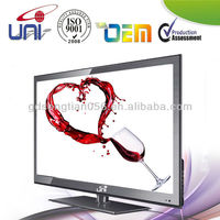 China market for home appliance 3D FHD LCD/LED TV Free 3D glasses special 3D vision shock
