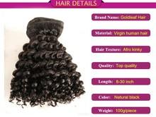 2015 New products Alibaba wholesale Afro kinky Brazilian weaving hair weft
