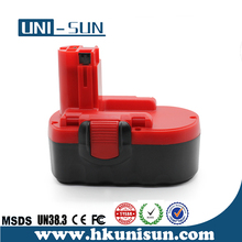 Original Replacement 18V 4500mAh Ni-Mh power tool battery for Bosh