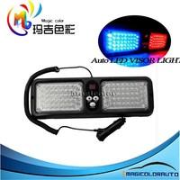 Wholesale 86 LED Super Bright Car / Truck Emergency Strobe LED Visor Lights