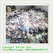 cheap fashion quality used guangzhou kids shoes factory