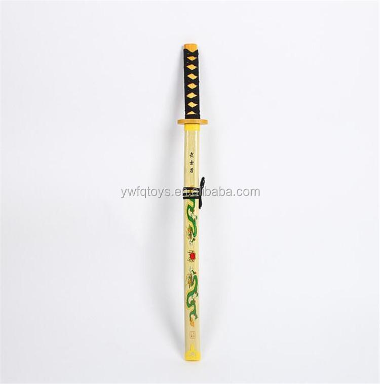 Atacado direto do samurai da espada de madeira para venda