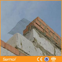 Stainless steel wire. Galvanized iron wire and black annealed wire brick reforced mesh / Truss Mesh Reinforcement