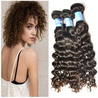 Mona hair latest good feedback human hair deep wave style 7a top grade brazilian hair