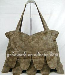 2012 Cheapest travel bag fashion lady bag model 1.8usd