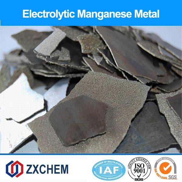 Марганец металлический лист 99.7%