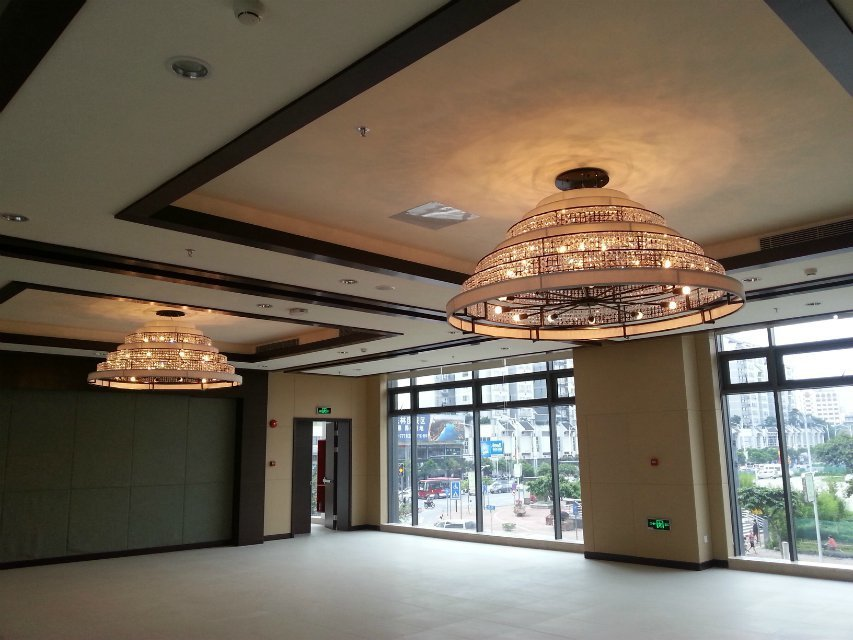 Hotel Foyer Lighting Uk : Large hotel lobby lighting chandelier antique modern
