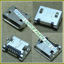 Replacement for Netbook Tablet PC Mobile Micro USB prongs data is 5-pin interface plug end U096m