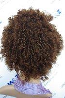 2014 Qingdao whosale top quality brazilian lion wig