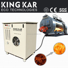 fuel power saving rated capacity 15kw/h brown gas generator for boiler