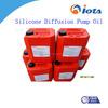 Super high Vaccum Diffusion Pump Oil IOTA702 used in rectifier metallised film vacuum system
