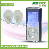 Newest design high quality home use mini tens slim massager