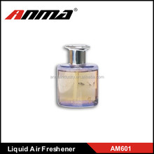Fragrance liquid air freshener /eco fresh air freshener for car