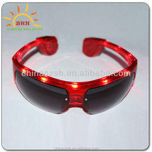 New LED Sunglass with 11 leds For Hallowmas christmas.Light-up Sunglasses,LED Fashion Sunglasss