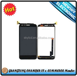 100% Original full lcd panel with touch screen for asus padfone 2 a68