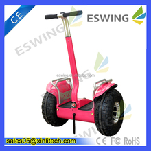 Pink Lady Fashion Off Road Dual Wheeler Sslf Balance Electric Scooter