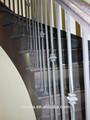 canada estilo caliente venta de componentes de hierro forjado casa el hogar pasamanos de la escalera