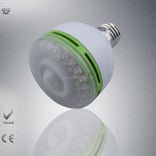 New hot sale LED PC IR movement detector sensor bulb lamps with reasonable cost