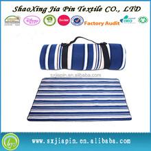 Portable Waterproof Folding Travel Blanket / Folding Picnic Blanket