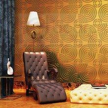 euro material de fibra de bambu design parede falsa painel