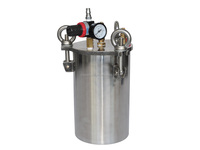 High quality & precision designed SUS304 pressure pots made in china