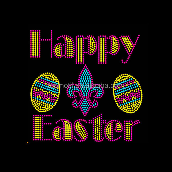 Rhinestone Easter Transfers Easter Rhinestone Hotfix