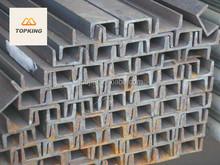 2015 U CHANNEL ! JIS BS Standard Hot Rolled Channel Steel, carbon mild structural steel u channel IN LOW PRICE