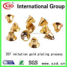imitation gold plating process chemical products durable powder coating