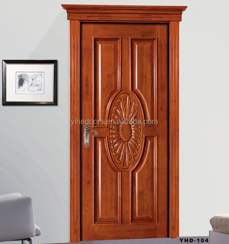 2015 good quality and cheap price interior wood sliding for Good quality interior doors