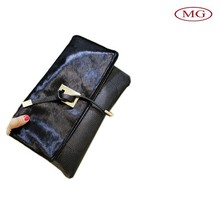 2015 fashion style real leather clutch purse bag for young women wholesale alibaba china