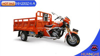 heavy loading truck cargo tricycle bike made in china with cabin 200ZH
