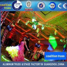 2015 Canton fair exhibition truss, aluminum truss trade show booth