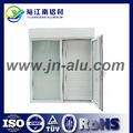 aluminium profil fenster jalousien material