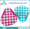 cheap designer bicycle seat cover gel bike seat cover for kids