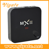 xbmc mx3 android 4.4 tv box amlogic s802 full hd media player web browser