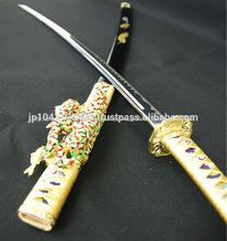 No. 7 samurai da espada japonesa ( samurai & ninja traje cosplay de armadura & capacete espada )