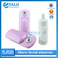 2015 Mini Nano Handy Mist Sprayer/Nano Facial Steamer for skin care