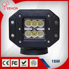 LED Flush Mount Light Pod 18 Watt 0ffroad husky led work light Driving Lamp 4X4 Truck Jeep ATV