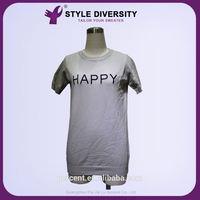 Brand New Luxury Designs Short Sleeve Round Neck Sweater For Women