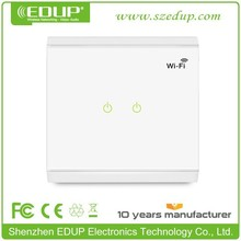 High quality for iPhone/Android remote control wifi light switch for home automation