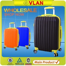 hard side abs plastic suitcase