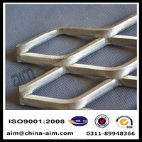 Low Carbon Expanded Metal Mesh (Factory Price)